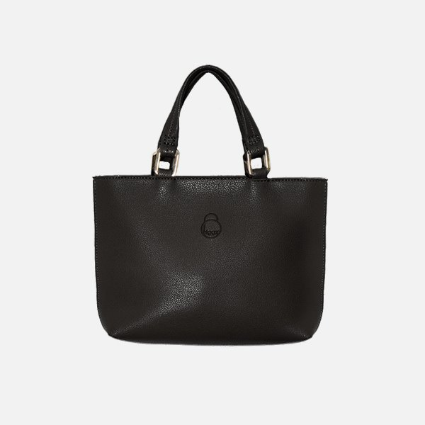 Baby Tote/Cross_ Black